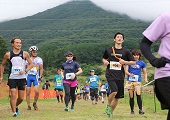 多摩川で恒例のハーフマラソンです。ファンランも大歓迎です!