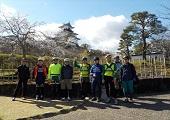 ユネスコエコパークを舞台に、富士山を仰ぎ、南アルプスに向かって駆け抜けるコース!