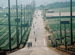 第21回 2007あいの土山マラソン(滋賀県 甲賀市土山町 あいの土山 ...