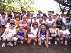第9回体重別皇居マラソン大会・...