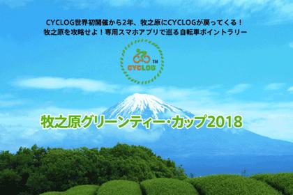 牧之原グリーンティーカップ2018【第4戦】