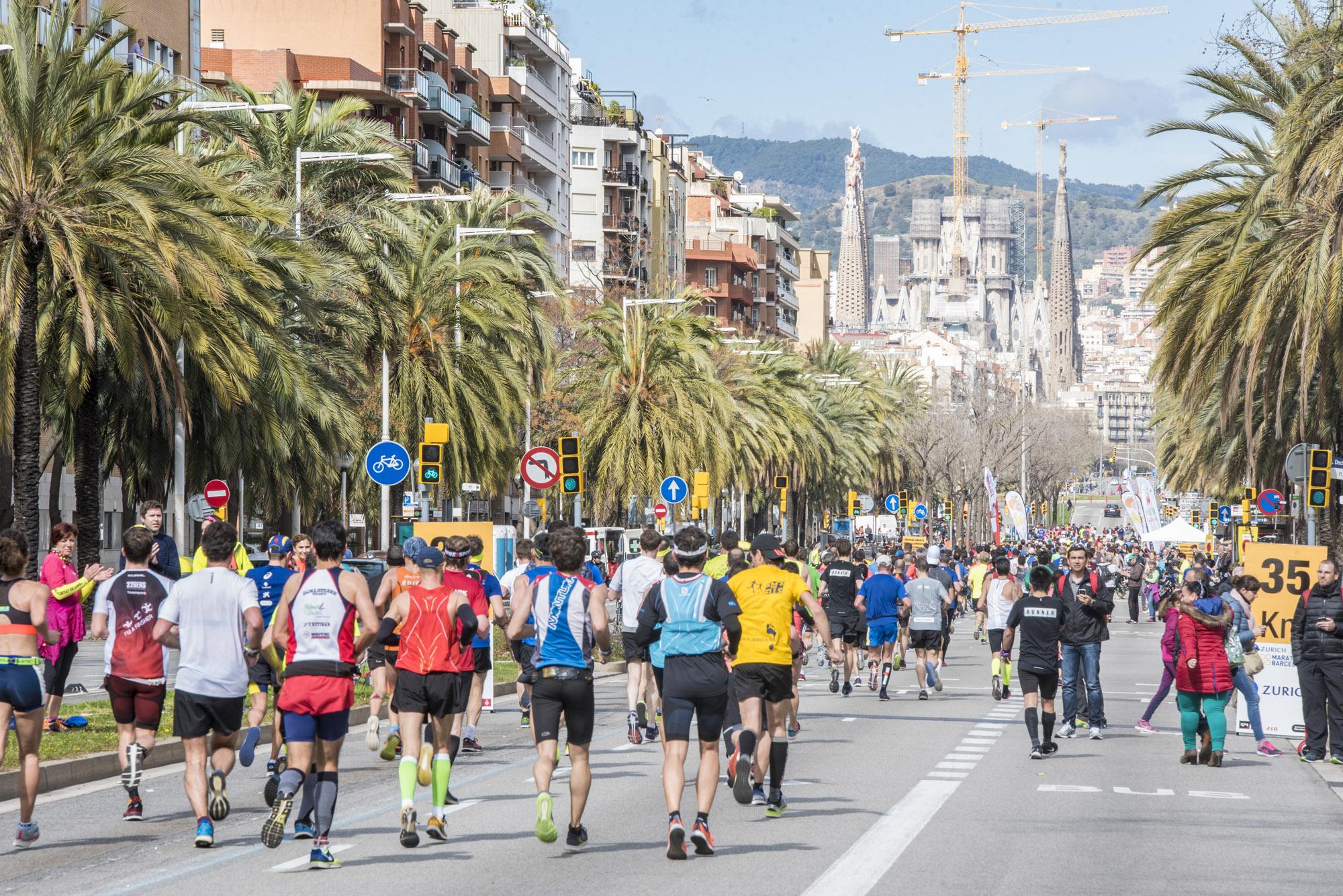 第41回 バルセロナマラソン