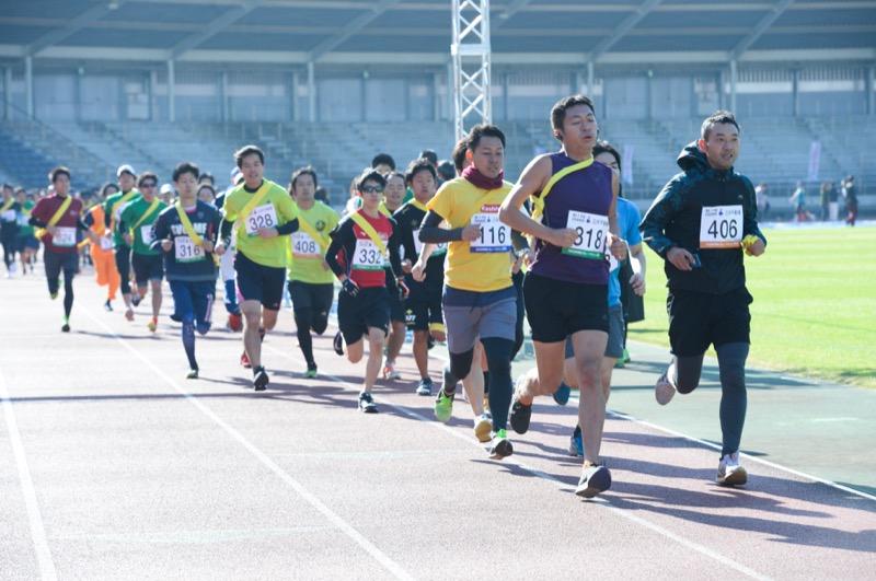 第7回 KASHIWAリレーマラソン