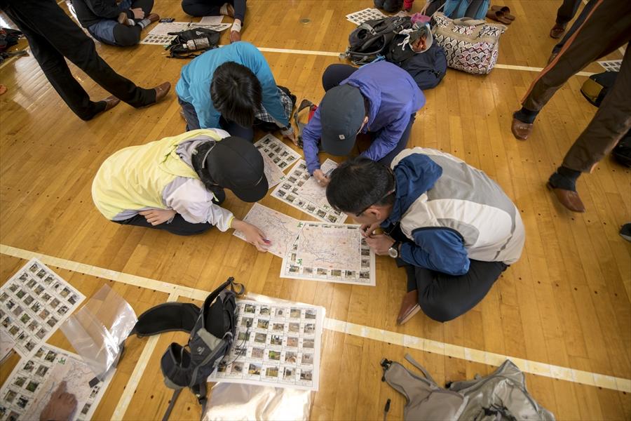 松本エリアロゲイニングシリーズ2020 信州朝日村やまめロゲイニング