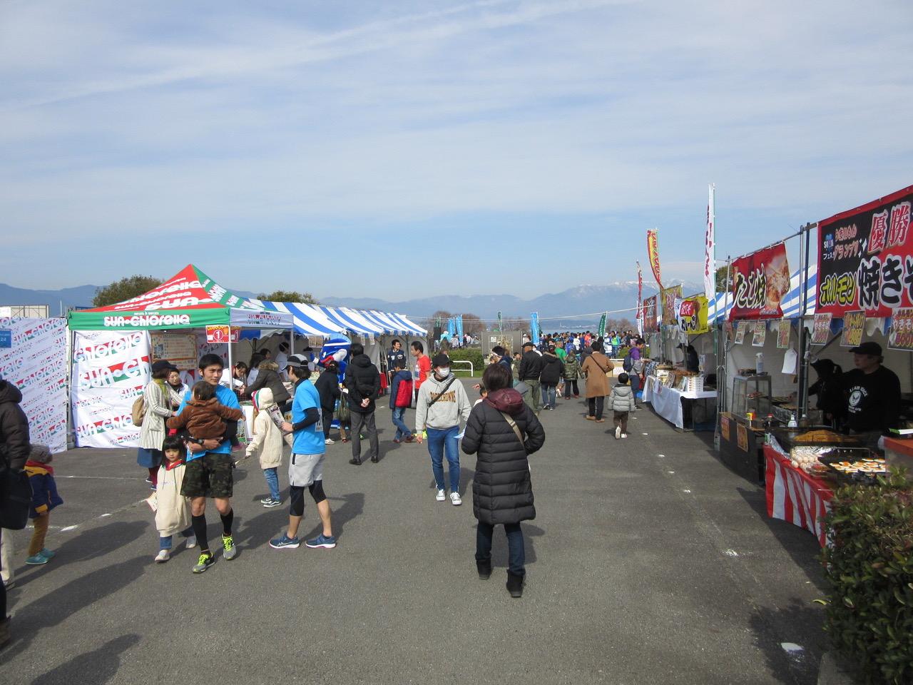 びわ湖 レイク サイド マラソン 2020