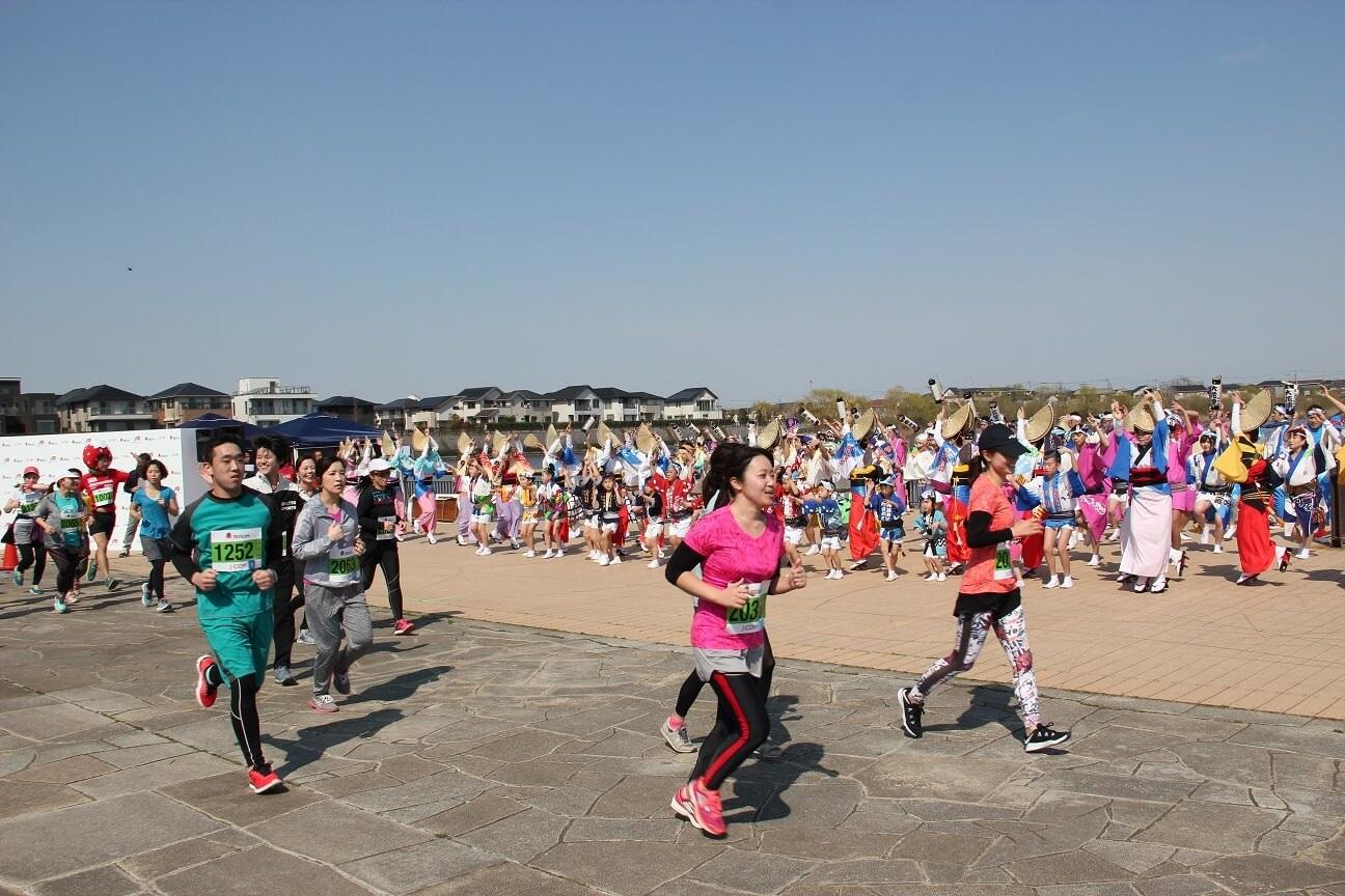 越谷2020いちごラン 5周年記念大会!KOSHIGAYA 2020 ICHIGO RUN 5th Anniversary Marathon〜辛いだけじゃない、甘いマラソン大会。越谷いちごラン〜