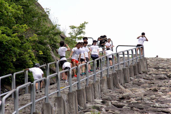 第2回 NARAMATA158SKYRUN(奈良俣158スカイラン)