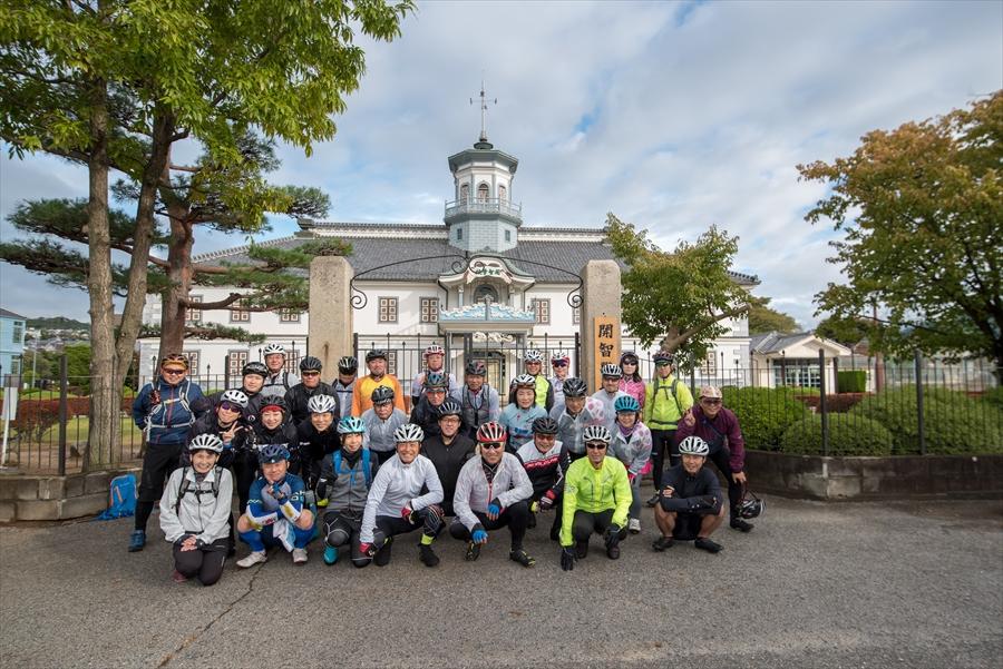 北アルプスサイクリングツアー2020