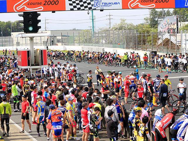 筑波8時間耐久レース in スプリング27th Series First