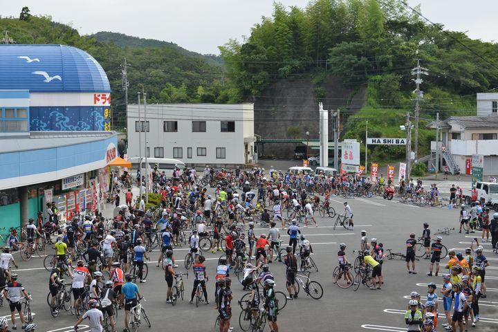 第7回 伊勢志摩スカイラインヒルクライムレース(TOUR DE MIE 鳥羽ステージ)