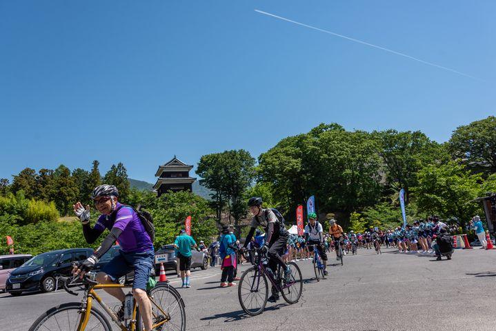 第9回 真田三代の郷 信州上田 別所線と走ろう、歩こう!!塩田平サイクリング