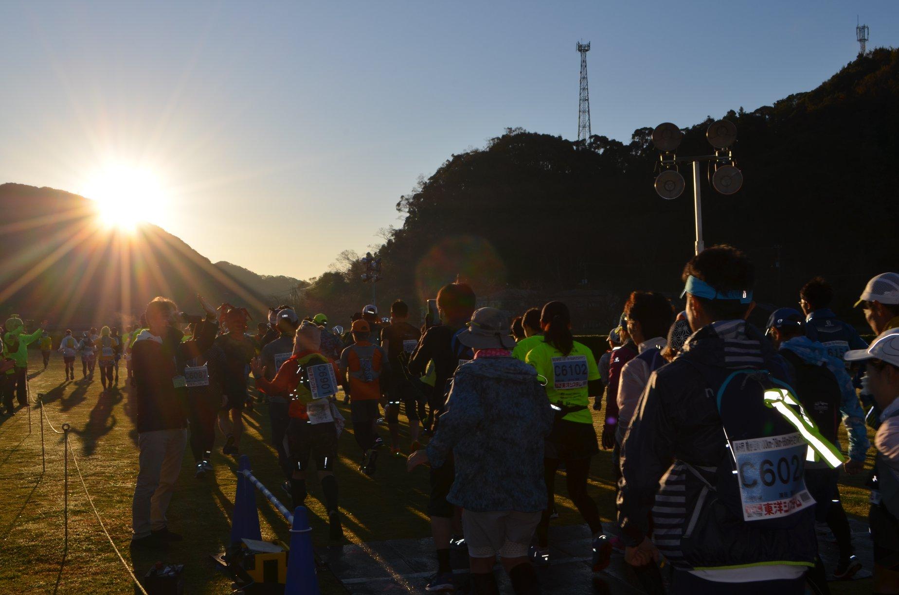 第7回 南伊豆町100km・78km・66kmみちくさウルトラマラソン