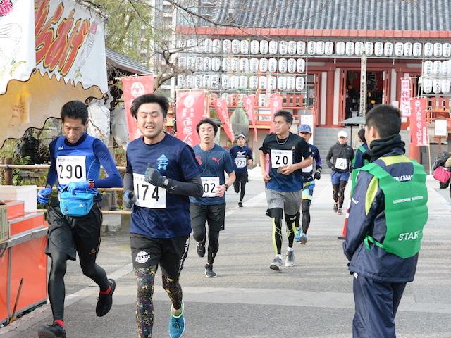 第8回 上野の森ハーフマラソン・10kmマラソン