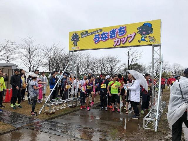 2020手賀沼チームラン・キッズランうなきちカップ