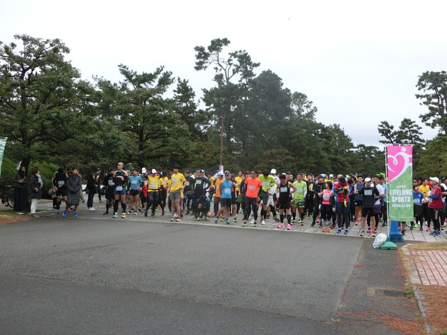 第13回 浜寺公園ふれあいマラソン