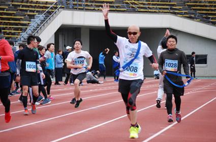 神戸ユニバーリレーマラソン2021