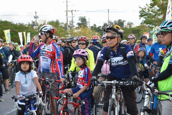 第32回 ツール・ド・おきなわ【サイクリング部門】