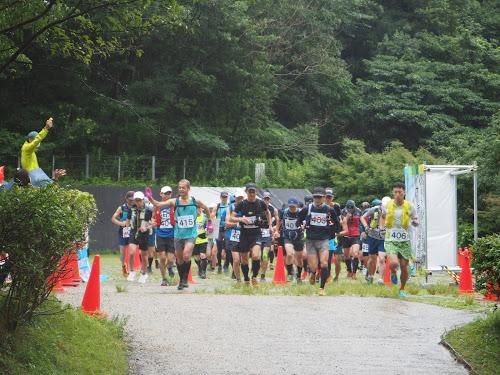 【日本トレイルランサーキット2021】第14回 生駒トレイルラン<夏山>