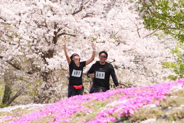 第5回 相模川芝ざくらマラソン(+リモート大会)