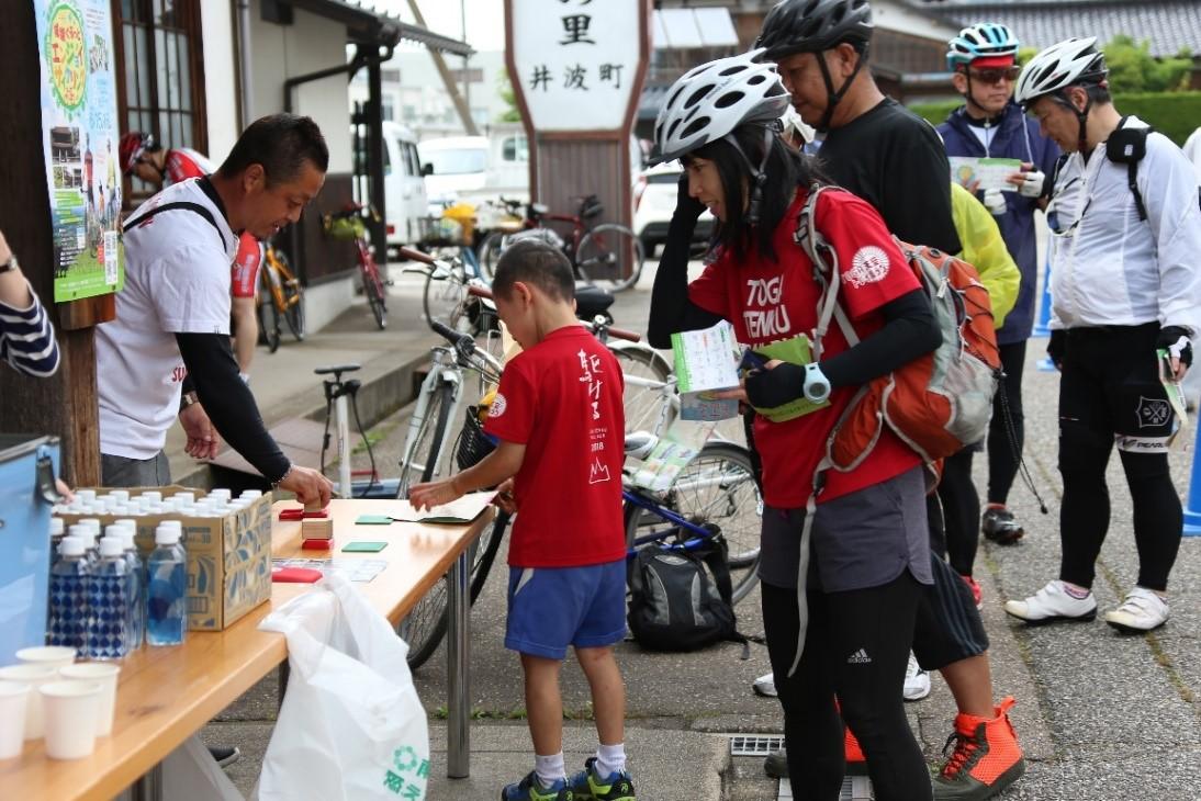 南砺城端サイクリング祭「第2回 南砺ぐるっとエンジョイサイクリング」~ガイドライドツアー2021~