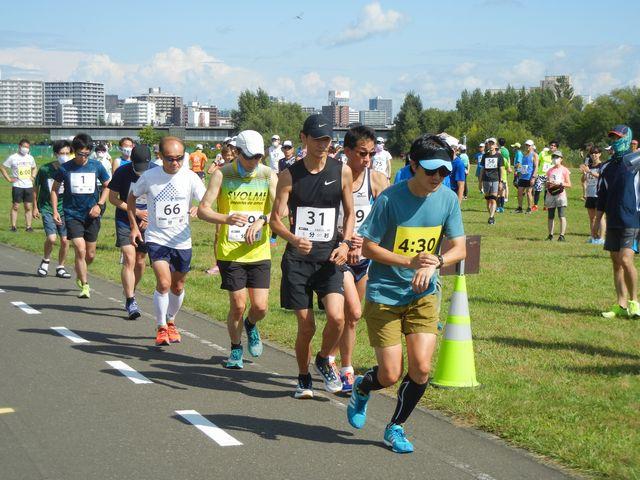 2021北海道マラソン教室(前期6回、後期6回)
