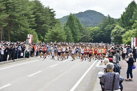第30回 岩手山焼走りマラソン全国大会