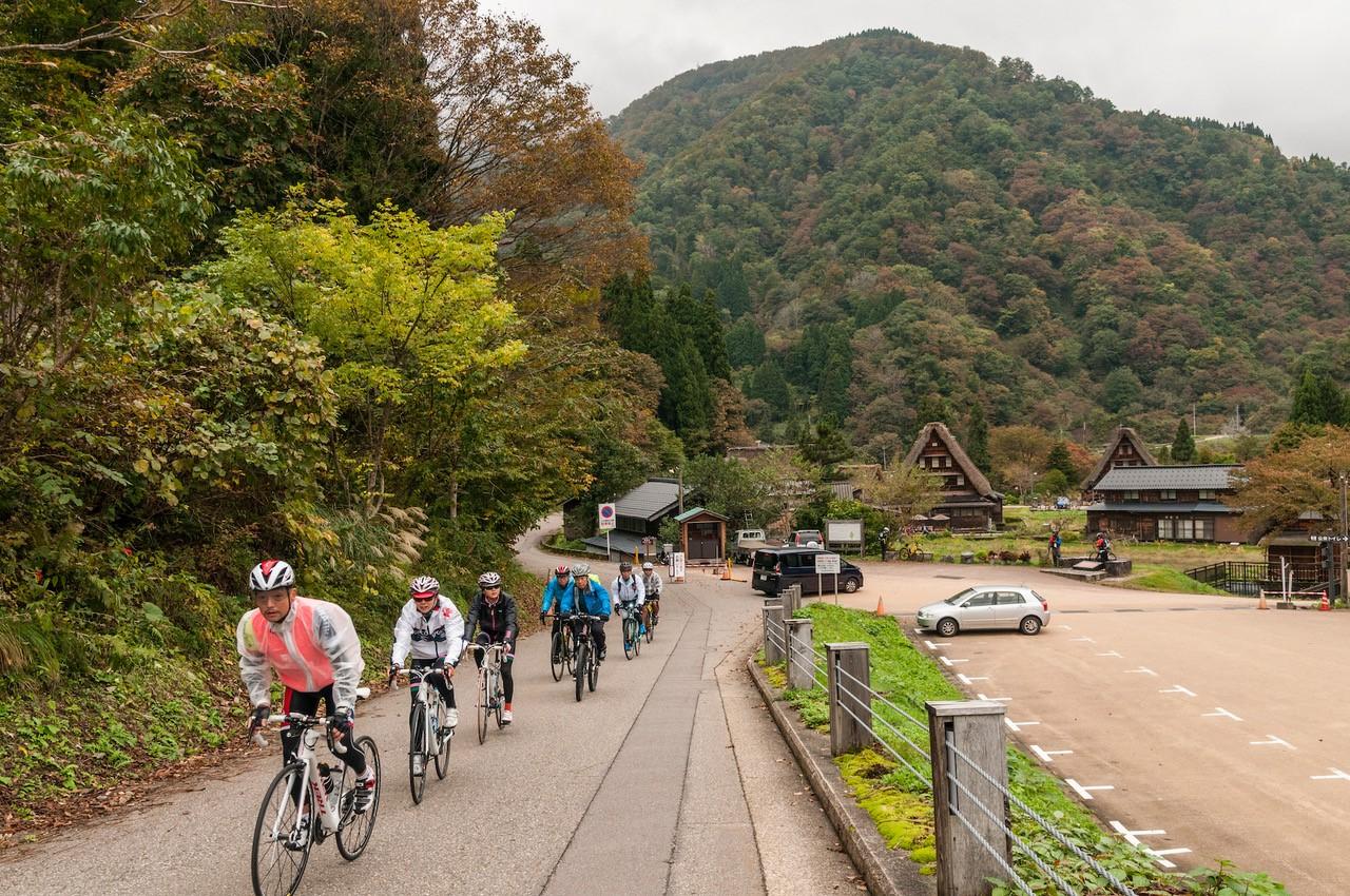 南砺城端サイクリング祭 「ツール・ド・南砺2021」