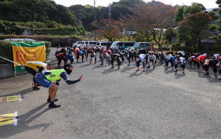 愛媛スポーツ・レクリエーション祭2021サイクリング