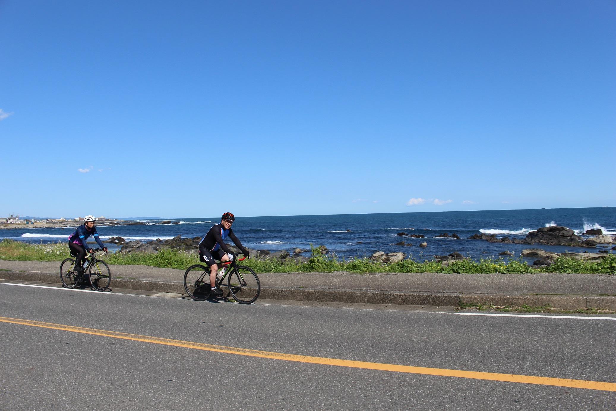 太平洋自転車道ナショナルサイクルルート認定記念 〜RIDE and CAMP〜 Station Ride in 南房総 21autumn